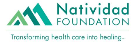 Natividad Medical Foundaton